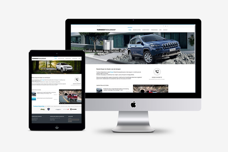 Turnhout-Dealership-site