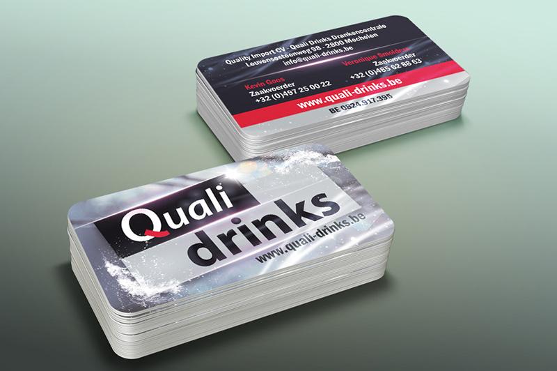 Quality-naamkaart