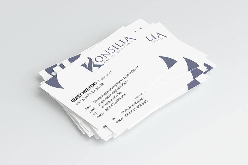 Konsilia-naamkaart